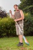 Gardeners work Royalty Free Stock Image