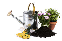Gardening Royalty Free Stock Photos