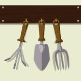 Gardening design. Royalty Free Stock Image