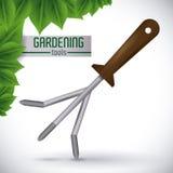 Gardening design. Royalty Free Stock Images