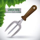 Gardening design. Royalty Free Stock Photos