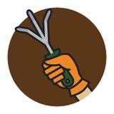Gardening design. Stock Image