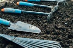 Gardening equipment Royalty Free Stock Photo