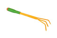 Gardening fork trowel Royalty Free Stock Images