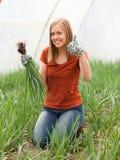 Gardening Is Fun! Stock Images