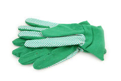Gardening gloves Stock Image