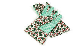 Gardening gloves Royalty Free Stock Image