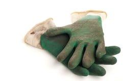 Gardening Gloves stock image