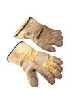 Gardening Gloves Stock Photos