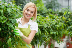 Gardening is my passion. Royalty Free Stock Photo
