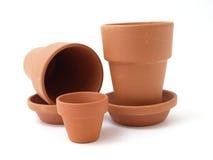 Gardening Pots Stock Photos