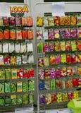 Gardening seeds Royalty Free Stock Images