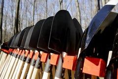 Gardening shovels Royalty Free Stock Photo