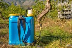 Gardening sprayer Stock Images