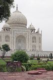 Gardening at the Taj Mahal Royalty Free Stock Photography