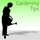 Gardening Tips Stock Photos