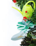 Gardening tools Stock Photo