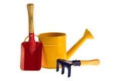 Gardening tools Stock Photo