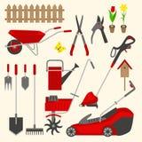 Gardening tools set. Stock Photography