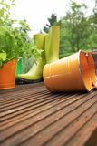 Gardening tools Stock Photos