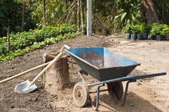 Gardening tools. Stock Photography