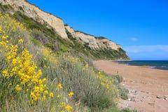 Gardenos Beach Stock Photography