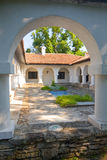Gardens in Balchik, Bulgaria Stock Images