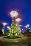 Gardens by the Bay Singapore Royalty Free Stock Images