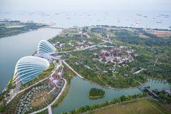 Gardens by the Bay, Singapore Royalty Free Stock Image
