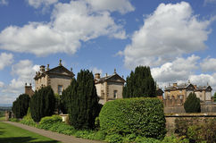 Gardens and building, Chatelherault Stock Images