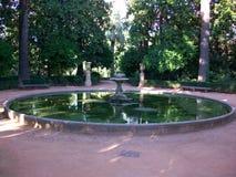 Gardens-CARMEN DE LOS MARTIRES-Granada-ANDALUSIA-SPAIN Stock Fotografie