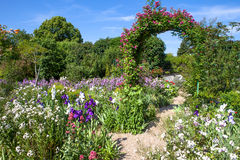 Gardens of Claude Monet Royalty Free Stock Photography