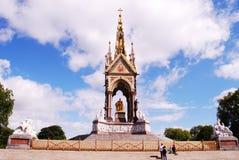 Kensington Gardens,once private gardens of Kensington Palace Stock Photography
