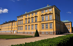 Gardens of Frederiksberg Palace, Copenhagen Stock Photos