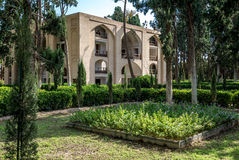 Gardens in Kashan Royalty Free Stock Photography