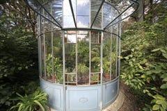 Gardens at Palais de l'Elysee, Paris, France Royalty Free Stock Images