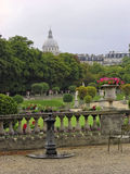 Gardens of Paris Stock Image