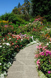 Gardens path Royalty Free Stock Photo