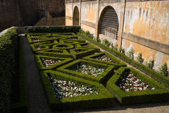 Free Gardens Pitti Palace Florence Royalty Free Stock Photography - 39286887