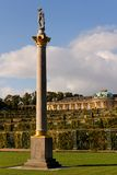 Palace at Sanssouci Royalty Free Stock Image