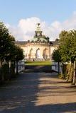 Palace at Sanssouci Stock Photography