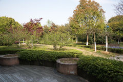Gardens scenery Royalty Free Stock Images