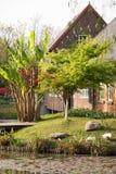 Gardens scenery Stock Image