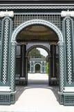 Gardens of Schonbrunn palace Stock Photography