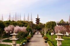 Gardens in Suzhou Royalty Free Stock Photos