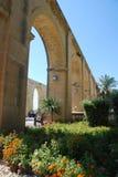 Gardens In Valletta Stock Images