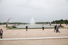 Gardens of Versailles Royalty Free Stock Photos