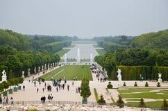 Gardens of Versailles Stock Images