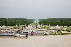 Gardens of Versailles Stock Photos