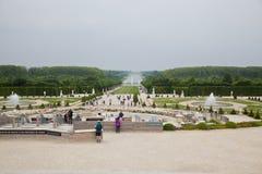 Gardens of Versailles Stock Photos